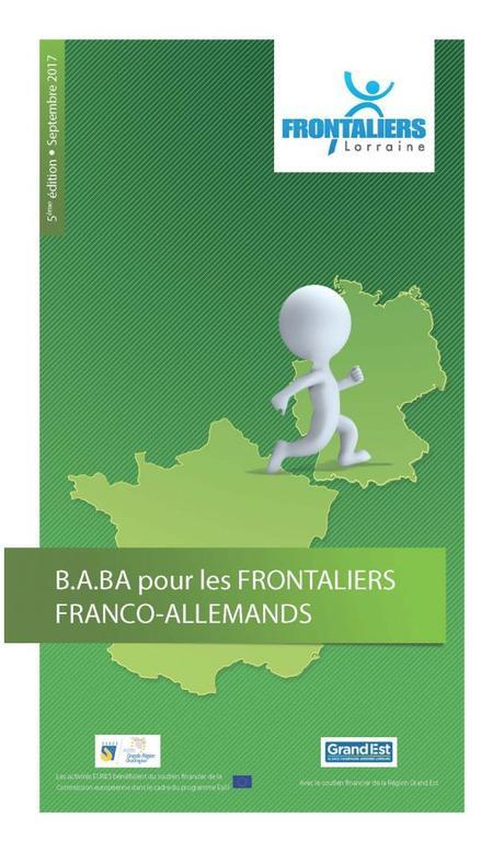 Frontaliers Lorraine : les nouveaux guides de poches sur la Grande région sont de sortie !