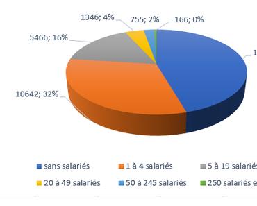 Les principaux employeurs au Luxembourg en 2017