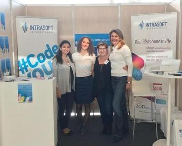 INTRASOFT will recruit IT profiles at the job party Digital Plug&Work Luxembourg