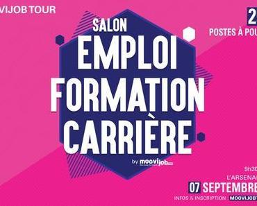 Le salon Moovijob Tour Metz 2018 : Une journée pour matcher !